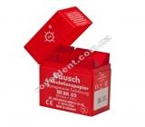 Артикуляционная бумага Бауш , BK02 ( Bausch) 200 мкм красный 300 полосок в пластиковом боксе